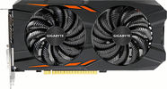 Gigabyte GeForce GTX1050 Windforce OC 2GB GDDR5 PCIE GV-N1050WF2OC-2GD
