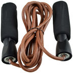 ProFit Fit Leather Jumping Rope With Load