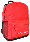 Givova Scuola Backpack Red