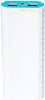 TP-Link TL-PB15600 Power Bank 15600mAh White