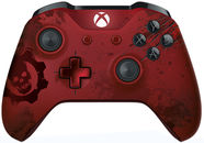 Microsoft Wireless Controller Gears Of War 4 Crimson Omen Limited Edition