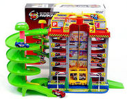 Tommy Toys 24 Hours Parking Playset