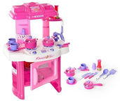 Tommy Toys Kitchen Set Pink 008-26