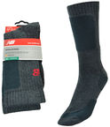 New Balance Long Walking Socks 31000025 Grey 43-47