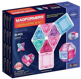 Magformers Window Inspire Building Set 30pcs 714004