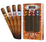 Cuba Gold 35ml EDT + Blue 35ml EDT + Red 35ml EDT + Orange 35ml EDT