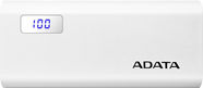 A-Data P12500D Power Bank 12500mAh White