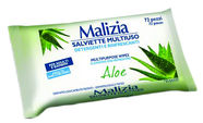 Malizia Multifunctional Wet Wipes 72pcs