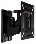 "4World Wall Mount For LCD 15 - 22"" Black"
