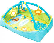 Smoby Cotoon Discovery Playmat Blue