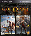 God Of War Collection I: God Of War I And II US Version Paper Sleeve PS3