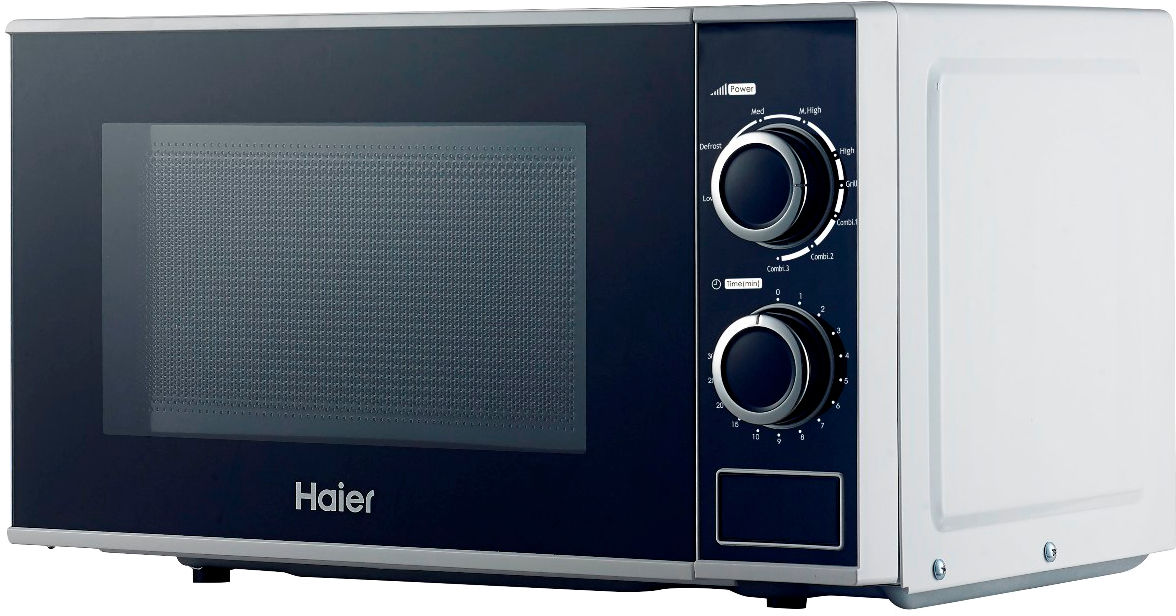 Haier microwave instructions