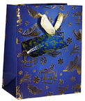 Verners Gift Bag Blue 389685