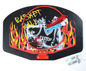 Kimet Basketball Set S Flame