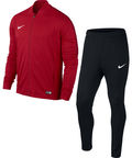 Nike Academy 16 Tracksuit JR 808760 657 Red M