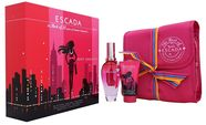 Escada Sexy Graffiti 2011 50ml EDT + 50ml Body Lotion + Bag