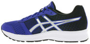 Asics Patriot 8 T619N-4393 Black Blue 46