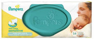 Pampers New Baby Sensitive Wipes 54pcs