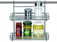 Tescoma Monti Twin-Level Rack 26 x 26cm