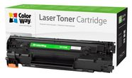 ColorWay Canon 737/HP CF283X Econom Toner Cartridge Black