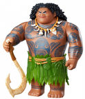 Hasbro Disney Vaiana Maui The Demigod Doll C0152