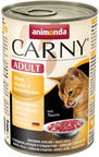 Animonda Carny Adult Beef Chicken & Duck 400g