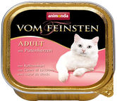 Animonda Vom Feinsten Adult Turkey & Heart 100g