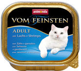 Animonda Vom Feinsten Adult Salmon & Shrimps 100g