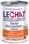 Monge LeChat Excellence Senior With Salmon & Spelt 400g