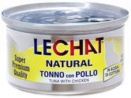 Monge LeChat Morsels of Chicken & Tuna 80g