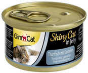 Gimborn ShinyCat Tuna & Shrimps in Jelly 70g