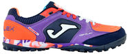 Joma Top Flex 619 Turf Purple Black Orange 42