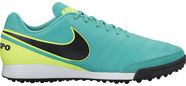 Nike Tiempo Genio Leather II TF 819216 307 Blue Green 39