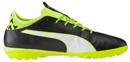 Puma Evo Touch 3 TT 103754 01 Black Yellow 44 1/2