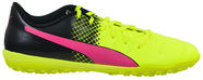 Puma Evo Power 4.3 Tricks TT 103588 01 Green Pink Black 44