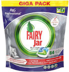 Fairy Dishwashing Tablets All In One Platinum 84pcs