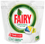 Fairy Dishwashing Tablets Original All In One Lemon 24pcs
