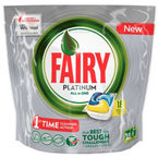 Fairy Dishwashing Tablets All In One Platinum Lemon 18pcs