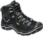 Keen Durand Mid WP Black Drizzle 44