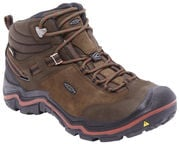 Keen Men's Wanderer Mid WP Brown Bossa 47