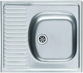 Franke ETL 611-58 Sink Stainless Steel