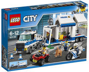 LEGO Mobile Command Center 60139