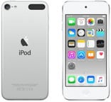 Apple iPod Touch 16GB 6th Gen Silver