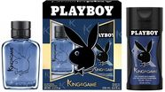 Playboy King of the Game 60ml EDT + 250ml Shower Gel