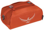 Osprey Wash Bag Padded Poppy Orange
