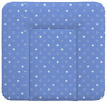 Ceba Baby Soft Changing Mat Medium Stars Dark Blue