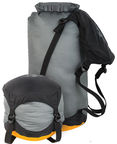 Sea To Summit UltraSil Compression Dry Sack eVent XS Gray