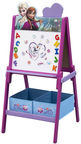 Delta Children Frozen Wooden Double Sided Activity Easel