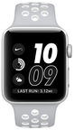 Apple Watch Series 2 Nike+ 38mm Silver/White