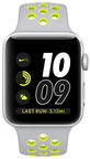 Apple Watch Series 2 Nike+ 42mm Silver/Silver Yellow